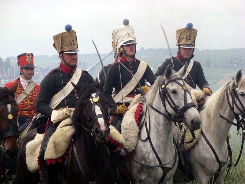 Battle of Waterloo June 20, 2010 062