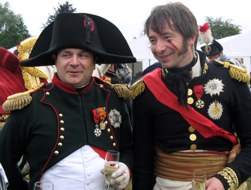 Battle of Waterloo June 20, 2010 152