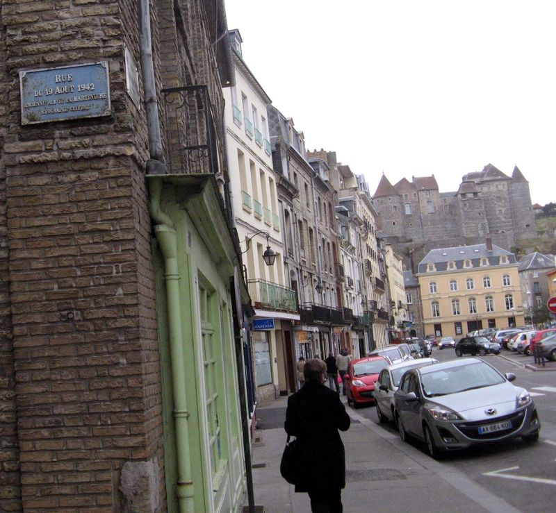 Paris to Beny to Juno to Caen to Dieppe to Beaumont April 2012 243