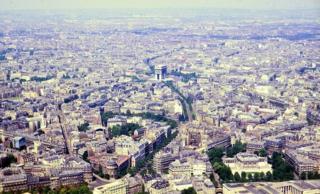 Eiffel Eyeful