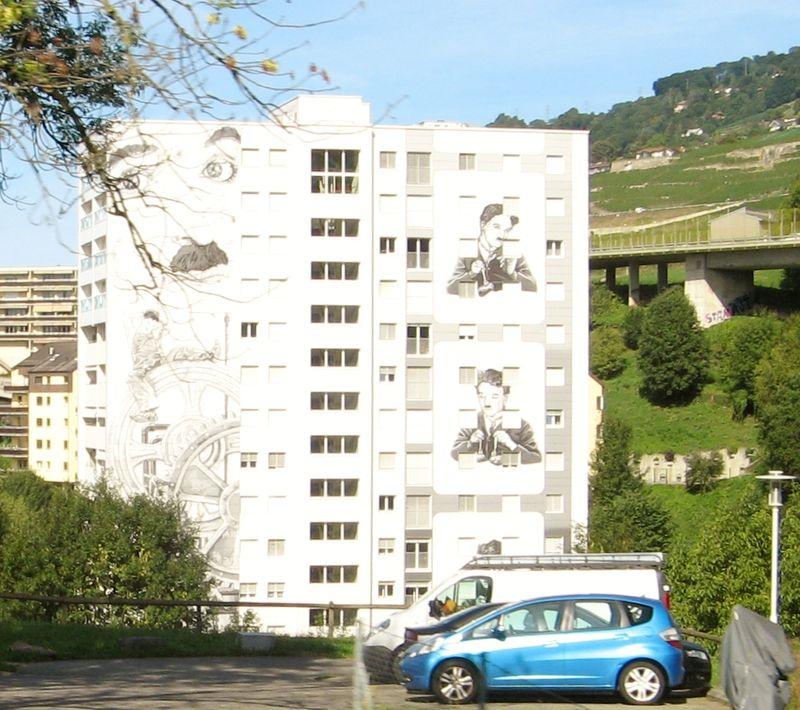 Switzerland August 2015 C 045
