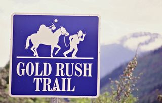 Gold Rush Trail - photo courtesy of CCCTA