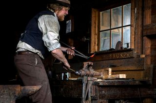 Blacksmith - photo by Thomas Drasdauskis
