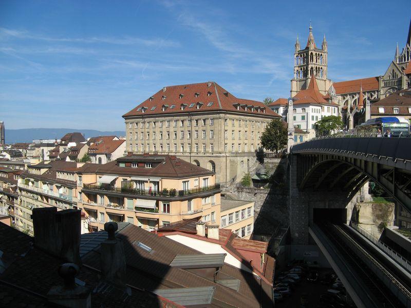 Switzerland August 2015 D 099